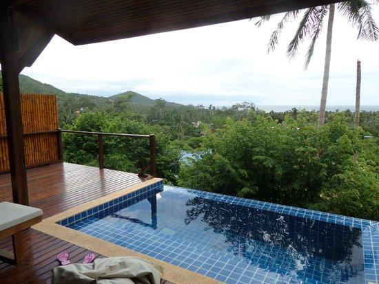 The Place Luxury Boutique Villas : Infinity pool/sun deck