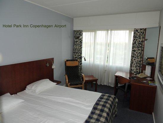 Park Inn by Radisson Copenhagen Airport: Park Inn Copnhagen Airport