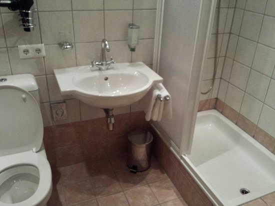 Romantik Hotel Post: Bagno