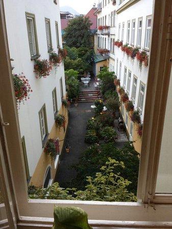 Romantik Hotel Post: Dehor