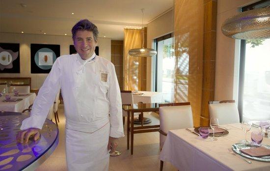 Bayview : Executive Chef Michel Roth (Meilleur Ouvrier de France & Bocuse d'Or 1991)