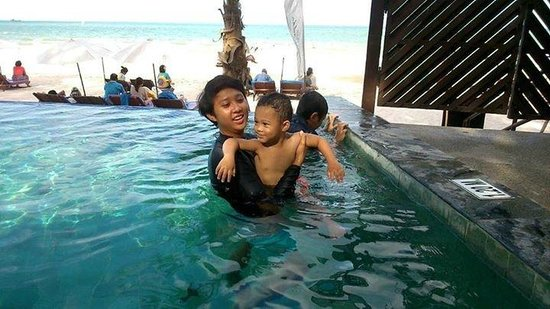 Laksasubha Hua Hin : nice pool