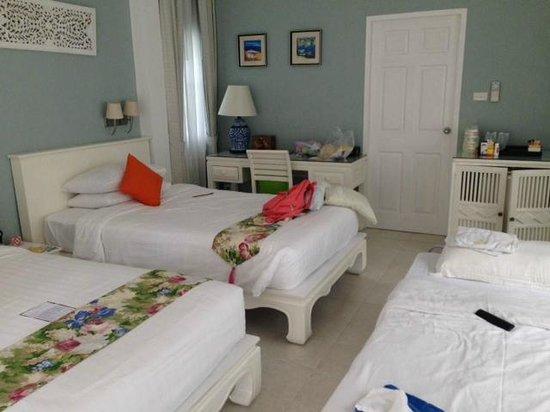 Laksasubha Hua Hin : Our room