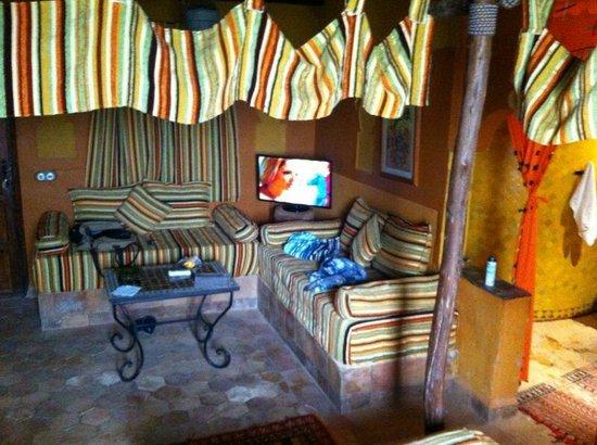 Kasbah Hotel Xaluca Arfoud : xaluca room