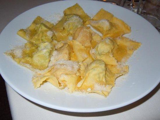 Osteria Pecora Nera : Il Tris di Tortelloni