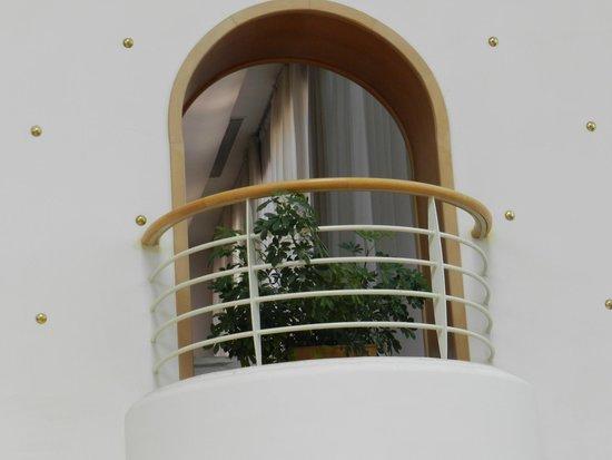 Hotel Laico Hammamet : vue de la réception