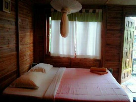Banana Garden Home : Room with Double Bed