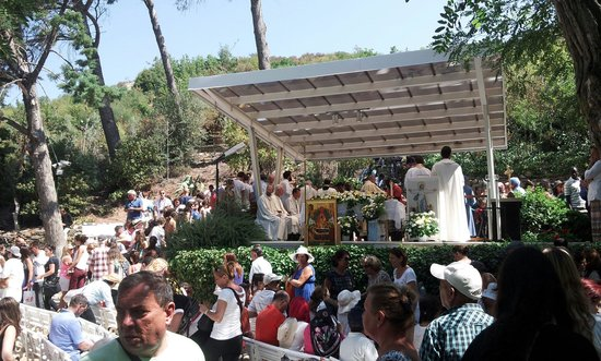 Meryemana (The Virgin Mary's House): Messa 15 Agosto