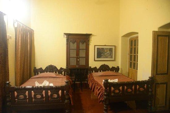 Itachuna Rajbari: One of the rooms