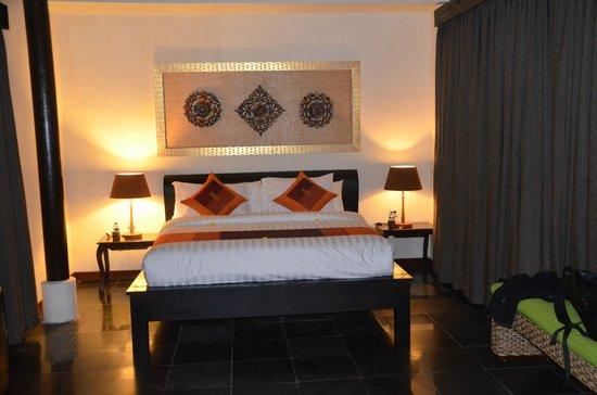 Ubud Raya Resort: Chambre