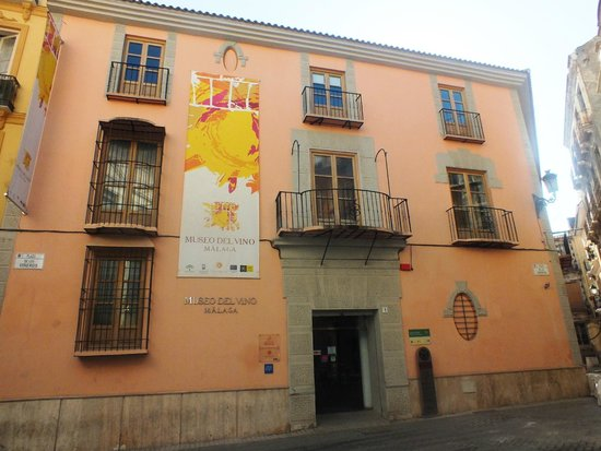Museo del Vino Malaga: Музей