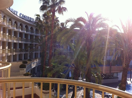 Hotel Best Cambrils: отель