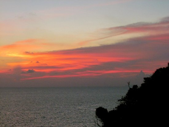 The Houben Hotel ( Adult Only ) : sunset