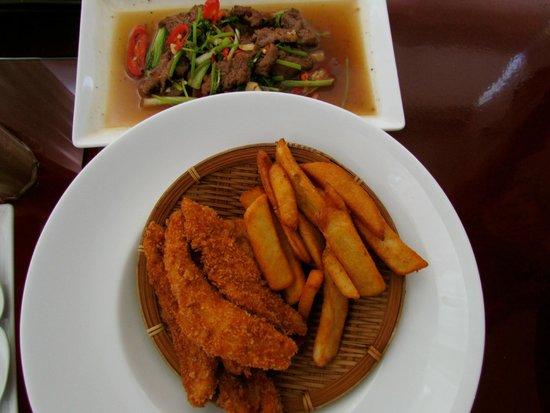 The Houben Hotel : food