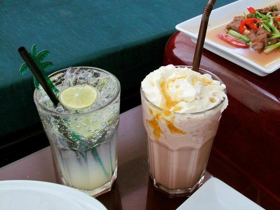 The Houben Hotel : drinks