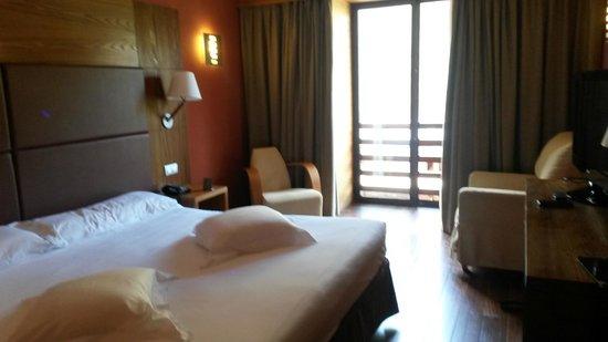 Hotel Riberies: Habitación