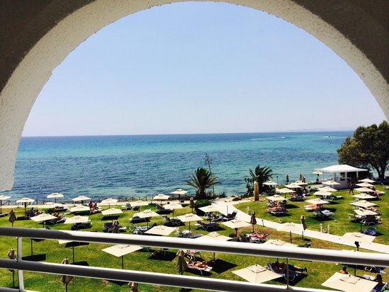SENTIDO Le Sultan: View from the room