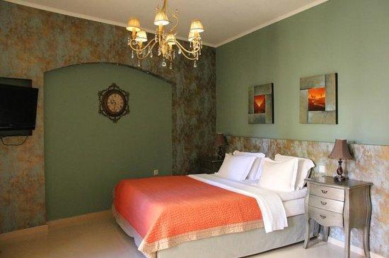 Casa Moazzo Suites & Apartments : Номер
