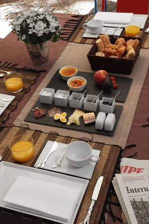 La Maison Sur La Sorgue - Esprit de France : petit dejeuner