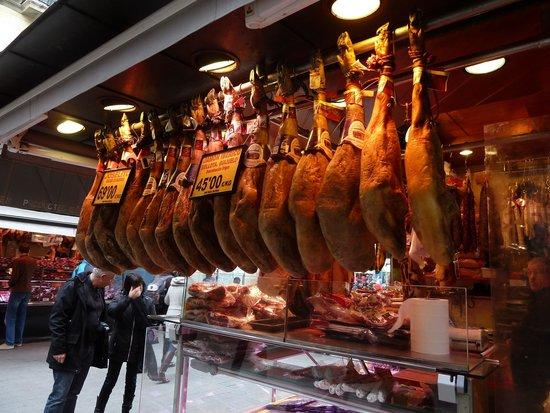 Mercado de Sant Josep de la Boqueria: Mercat de Sant Josep
