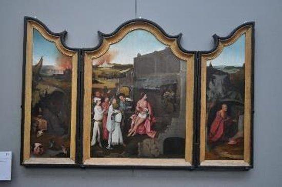 Groeningemuseum: Bosch ?
