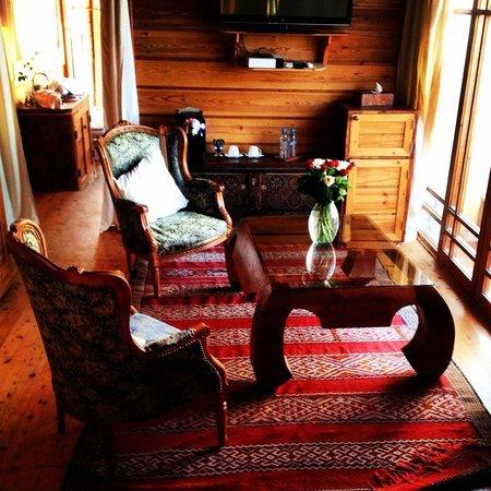 Riad Chbanate: Suite orientale