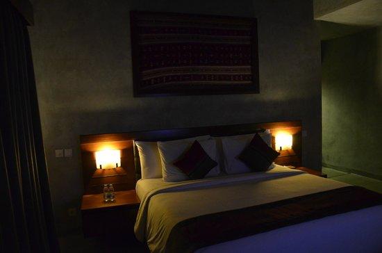 Bracha Villas Bali: Chambre