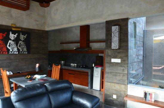 Bracha Villas Bali: Cuisine