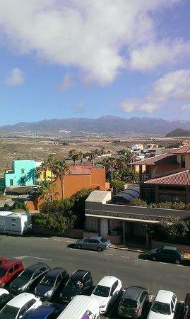 Hotel  Arenas del Mar: Mountain view room.