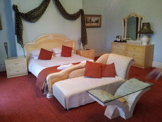 Court Colman Manor: Italian room