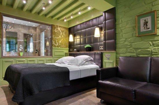 Hotel du Chateau: Supérieure