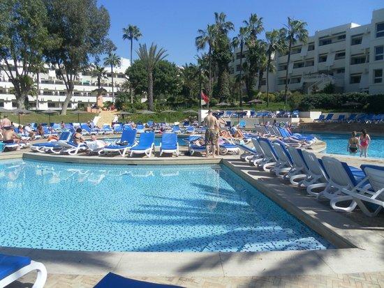 Club Marmara Agadir : Extérieur