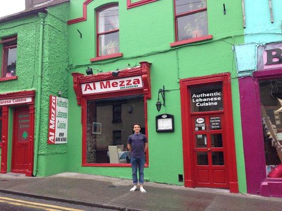 Al Mezza: le meilleur libanais d'Irlande