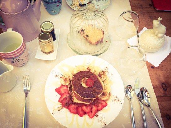 Las Mariposas Ibiza : Le colazioni di Sofia e Antonella ��