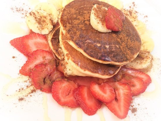 Las Mariposas Ibiza : Breakfast !!!