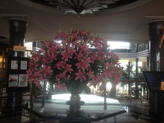 Jardines de Nivaria - Adrian Hoteles: Love how they have the Reception area looking beautiful
