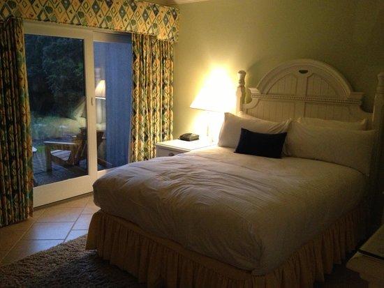 Villas of Amelia Island Plantation : Our master bedroom