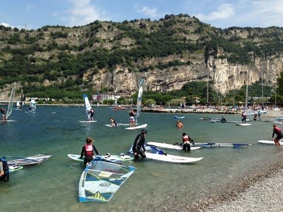 Surf Segnana: Garda Lake