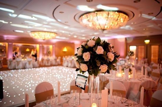 Old Course Hotel, Golf Resort & Spa: the ballroom