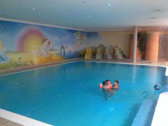 Hotel Glockenstuhl: Piscina