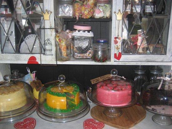 Alice's Tearoom: Amazing cakes!