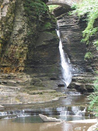 Watkins Glen State Park: gorge