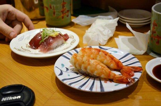 Himawari Zushi Shintoshin: ñam ñam