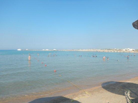 SENTIDO Mamlouk Palace Resort: Sea