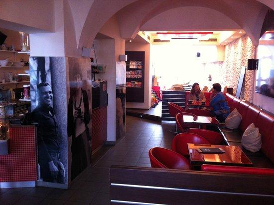 Espresso Segafredo : Interior