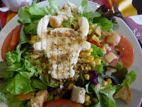 le XIII : salade camarguaise