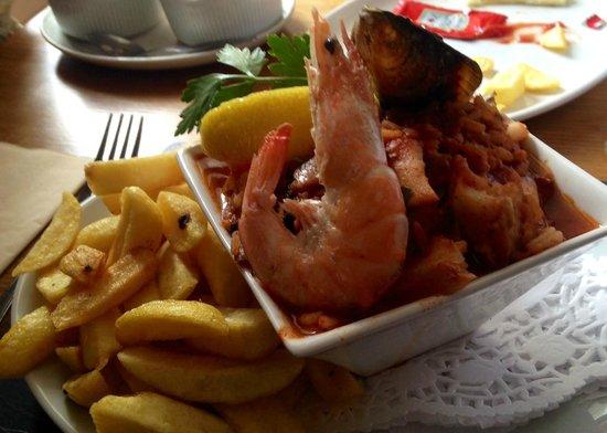 The Pier House Restaurant: Jambalaya
