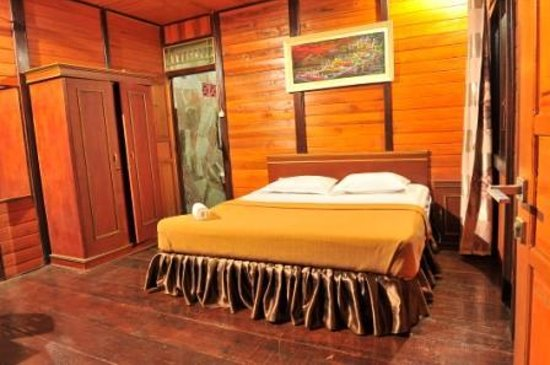 Mountain View Resort & SPA: Bungalows with twin and double bed