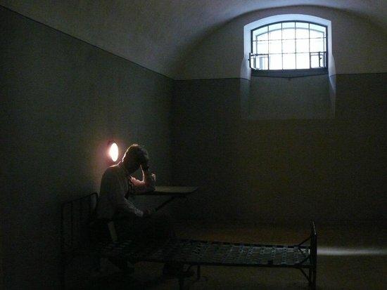 Forteresse Pierre-et-Paul : My cell !!