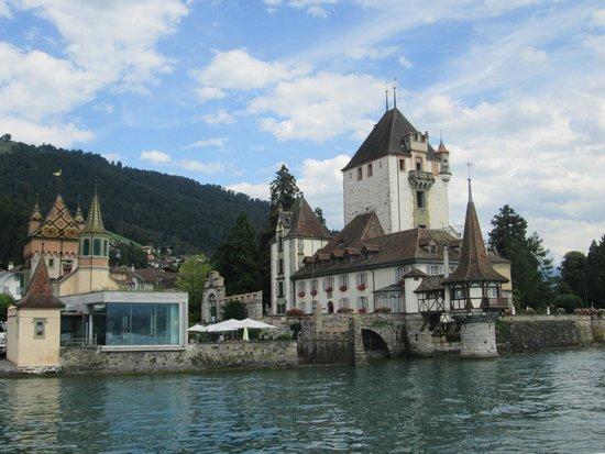 Thunersee: Château de Oberhofen